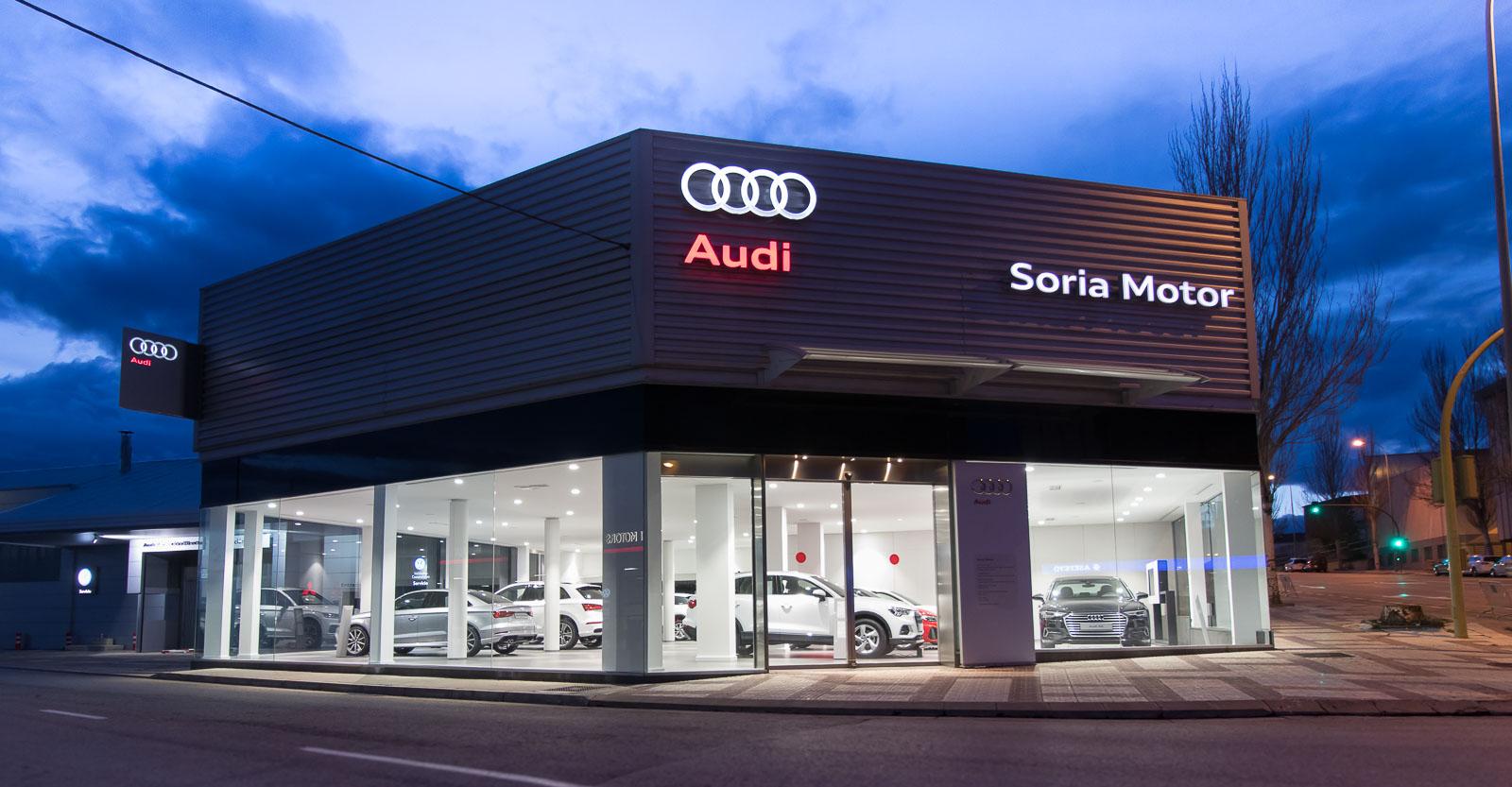 Concesionario Audi en Soria