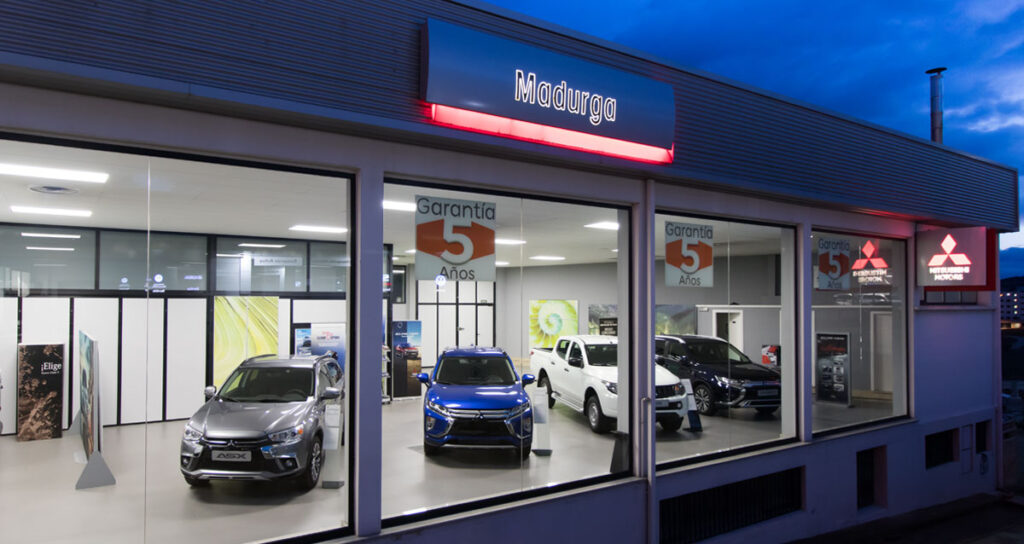 Concesionario Mitsubishi en Soria